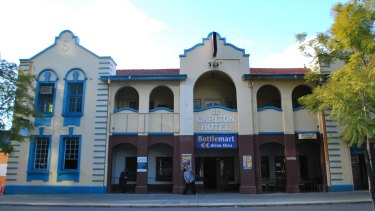 The Carlton on Hay Street in East Perth has significant heritage value.