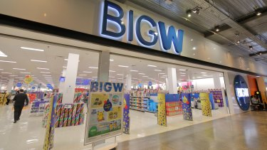 Department store Big W has had its EBA ticked off by the Fair Work Commission.