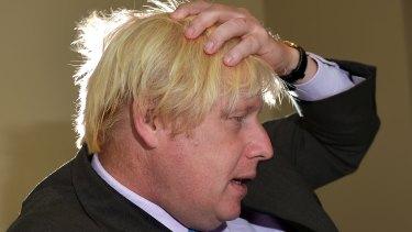 Opposes: MP Boris Johnson.