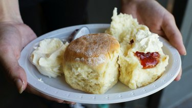 Fresh scones, jam and cream are one of the most enduring images associated with the CWA, but Queensland's branch insists there is far more to the famed association.