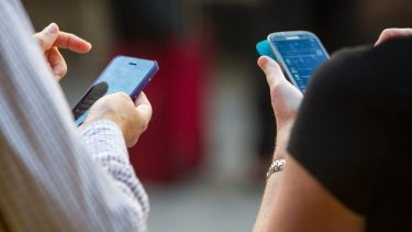 Mobile phone network has been congested, according to Telstra.