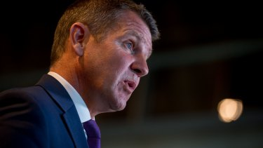 NAB executive Mike Baird said the trade-off between customers is becoming trickier to manage.