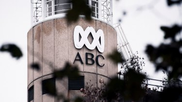The ABC headquarters in Ultimo.