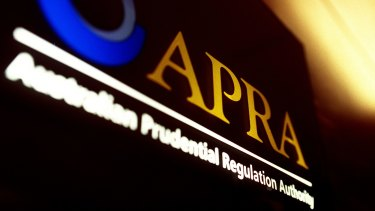 The Australian Prudential Regulation Authority's capital adequacy requirements might be constraining the banks' capacity to lend.