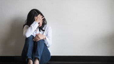Most people with mental ill-health don't receive any treatment.