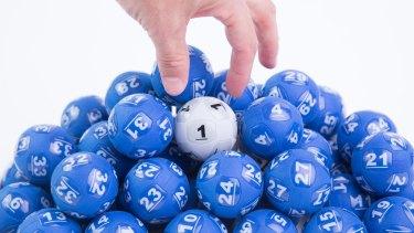 A Bendigo man has won $30 million in  Powerball.