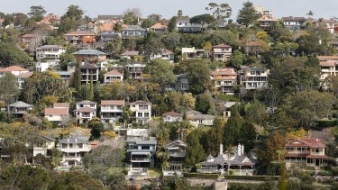 Property prices have surged nationally this year.