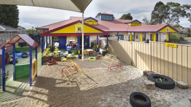 A China-based investor paid $2.3 million on a 5.1 per cent yield for this centre in Rowville, Melbourne.