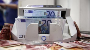 There is little the ECB can do to control the euro.