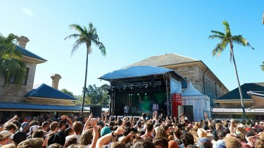 Festival industry organisers have urged the Berejiklian government to consult them on new regulations before the summer circuit hits full swing.