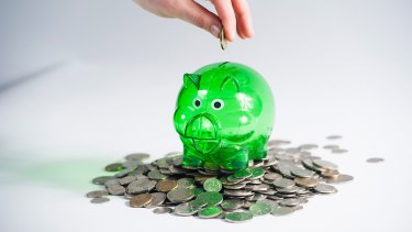 """Fintech firms, including """"robo-advisers"""", are targeting the market for bank savings accounts."""