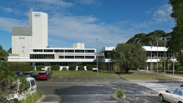 EG Funds Management's former Roche Products Australia facility in Sydney.