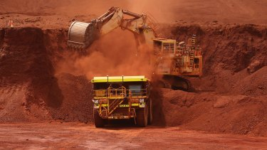Mining giant Fortescue has won approval to increase its iron ore shipments to China by up to 20 per cent.