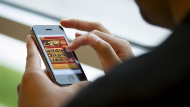 There has been a recent increase in online gambling.