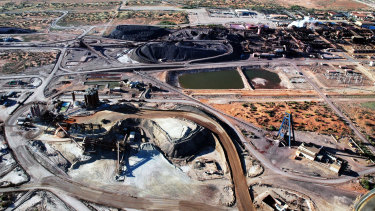 BHP's Olympic Dam copper, gold, silver and uranium mine recorded its best performance in five years, the company said it had decided against proceeding with a brownfield expansion project of the asset after conducting more than 400 kilometres of drilling which has improved its knowledge of the ore body.