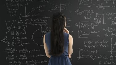 The three VCE maths subjects are Further Maths, Mathematical Methods and Specialist Maths.