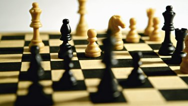 The ancient game of chess is getting a second look by many people in a time of lockdown.