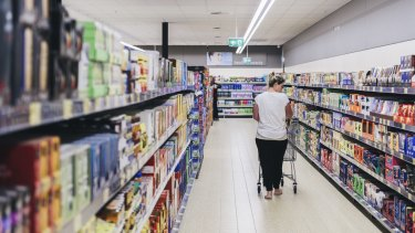 "Aldi's own-brand products were the most ""ultra-processed"", researchers found."