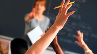Scholarships and payrises would be introduced under a plan to boost the status of teaching.