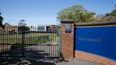 Ravenswood School for Girls on Sydney's upper north shore.