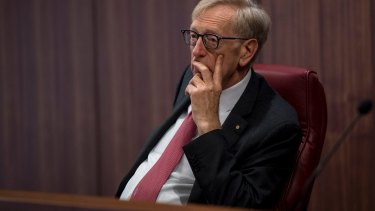 "Commissioner Kenneth Hayne said ""grandfathered"" commissions to advisers should be banned."