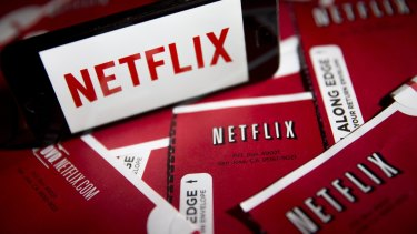 Netflix had lower growth than expected over the quarter.