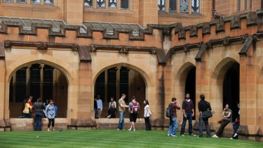 Australian universities' reliance on international students has been exposed by the pandemic.