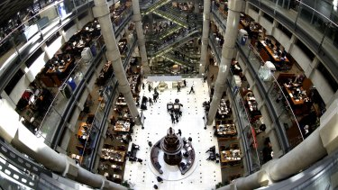 Lloyd's of London commissioned the survey after a  Bloomberg investigative piece.