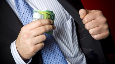 The top 1 per cent of Australians have more wealth than the bottom 70 per cent combined.