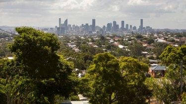 Brisbane is forecast to hit 33 degrees on Thursday.