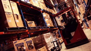 Warehouses are designed to support bricks and mortar shops. Are they obsolete?