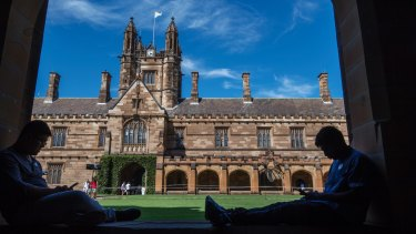 An arts degree from the University of Sydney should be celebrated.