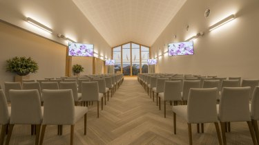 InvoCare owns a number of funeral brands, including White Lady Funerals and Simplicity Funerals.