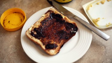 """Like a come-from-behind victory by 251 runs"": Vegemite has struck back in the battle of the yeast spreads."