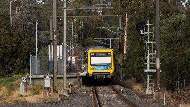 Metro Trains has asked for $45 million to reduce bushfire risk at its electrical substations.