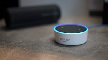 An Amazon Dot featuring Alexa is a popular product but it's a far cry from a virtual human.