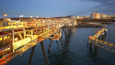 Chevron has been approached by bidders for its stake in the North West Shelf venture.