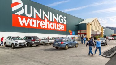 The Bunnings Warehouse Trust is the major landlord for the Bunnings business.