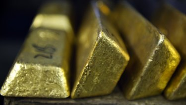 Gold reached a peak of $US2,000 per ounce in early August, but was currently at $US1,908 per ounce. The uncertainty of a second Trump presidency could see the safe-haven's value increase further.