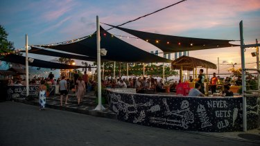 Not only are the Aussies holidaying in Canggu, they're running much of the joint.