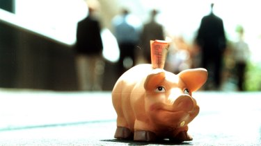 With bank interest so little, placing your savings in a managed fund is a viable option.