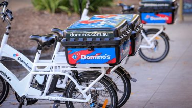 The experiences of Domino's stores in countries affected by SARS helped the company formulate preventative measures.