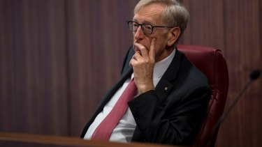 The royal commission led by former High Court judge Kenneth Hayne hit finance pay packets.