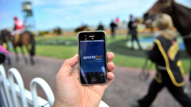 Sportsbet, which is owned by the UK group Flutter, said it outspent its nearest competitor by almost 80 per cent.