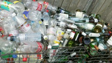 Victoria is the only state or territory without a container deposit scheme or plan to introduce one.