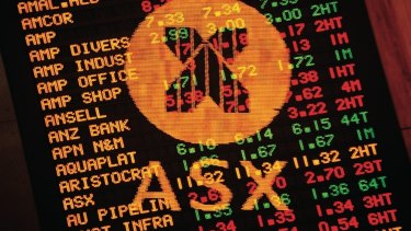 The ASX has capped off its strongest year since 2009 despite a rush of profit taking on the last trading day of the year.
