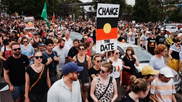 Australia Day and the failure to duly recognise self-identifying Indigenous people will still be a grievance in 2388 unless it is properly dealt with.