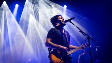 Gang of Youths performing at The Enmore.