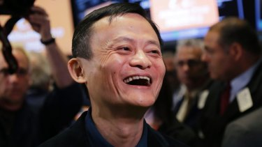 The charismatic entrepreneur's star has dimmed in China.