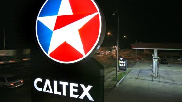 Caltex appears to have two new suitors.